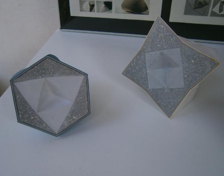 Ismét a művészeké a CSOMIÉP beton vizsgáló laboratóriuma