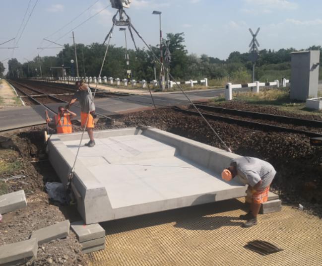 """A vasúti műszaki fejlesztésekben is """"sínen"""" vagyunk"""